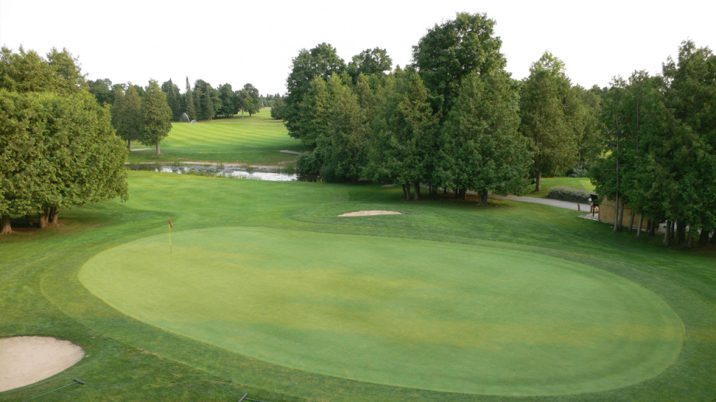 Crystal Downs Golf Course