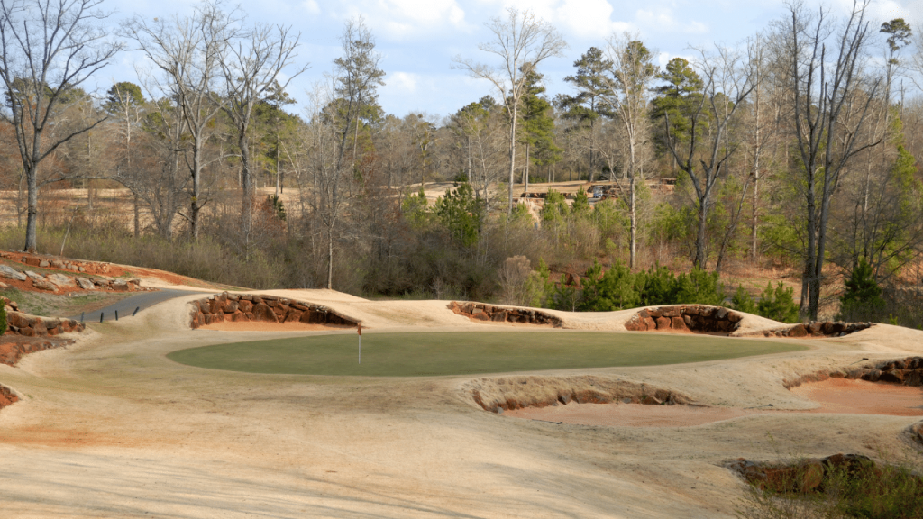 Sand Hills Golf Course