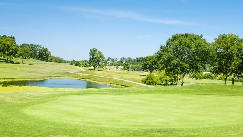 Yeamans Hall Golf Course